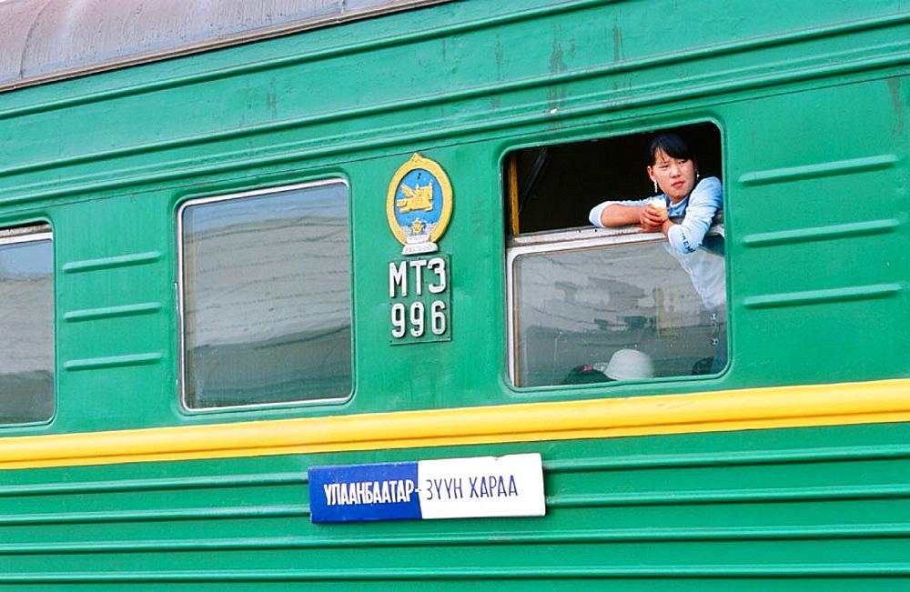 Trans-Siberian Railroad, Siberia, Russia