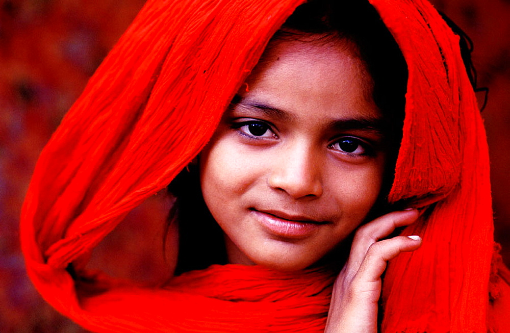 Ten years old 'hijrah', Pakistan