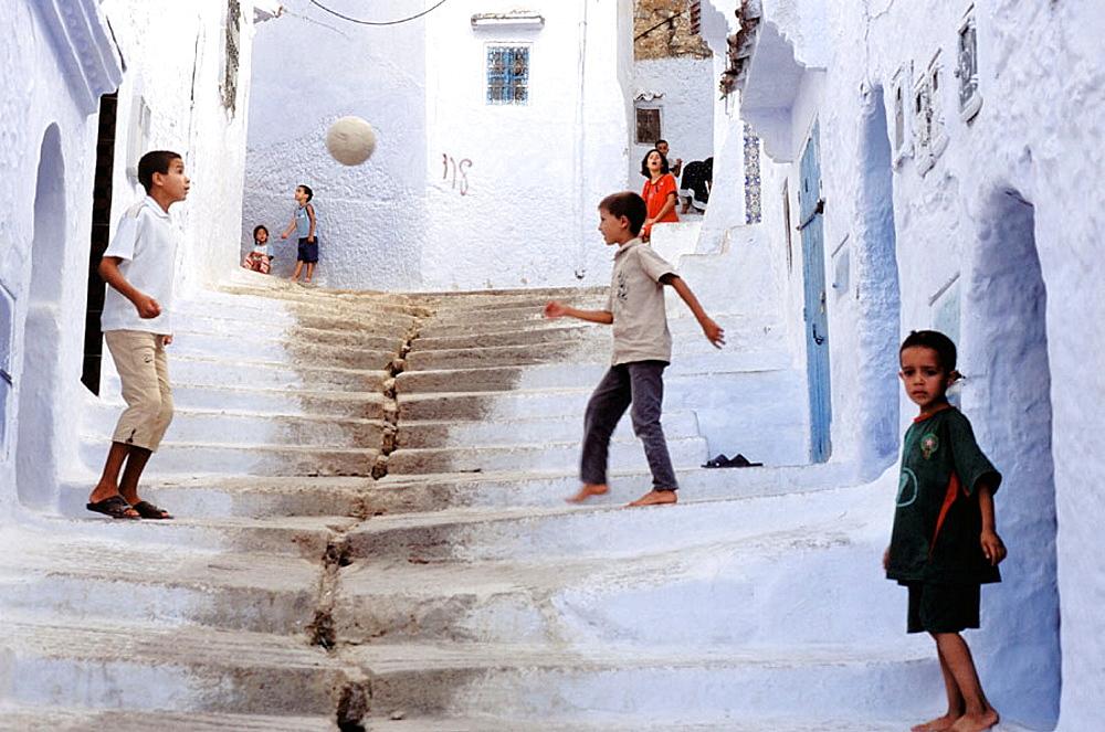 Chefchaouene, Rif region, Morocco - 817-96365