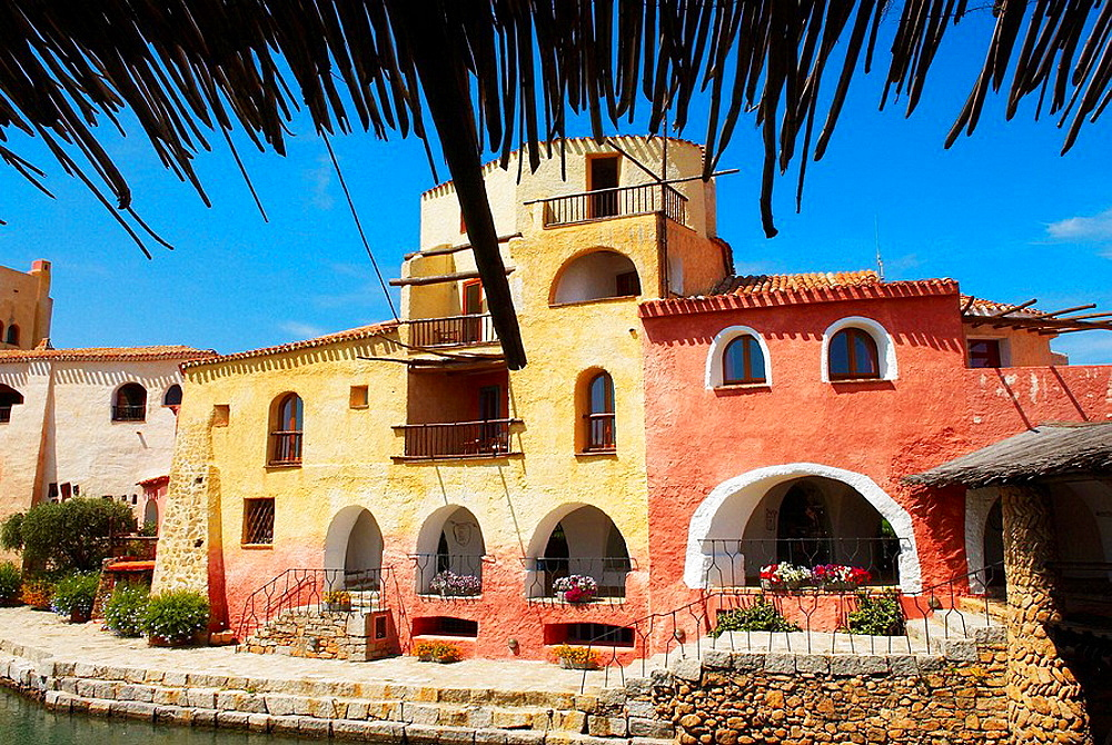 Hotel Cala di Volpe, Porto Cervo, Costa Smeralda, Sardinia, Italy