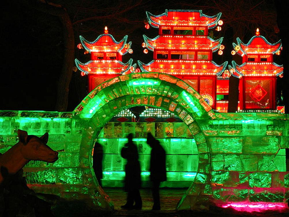 Ice Festival, Harbin, China. - 817-99826