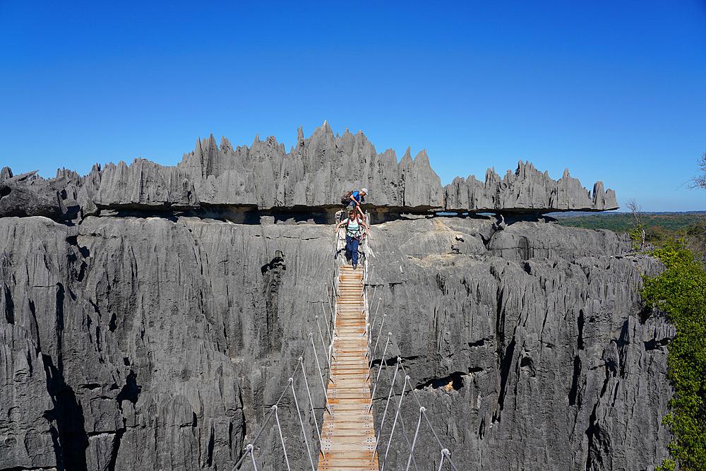 Tsingy de Bemaraha National Park, Melaky Region, Western Madagascar - 819-1011