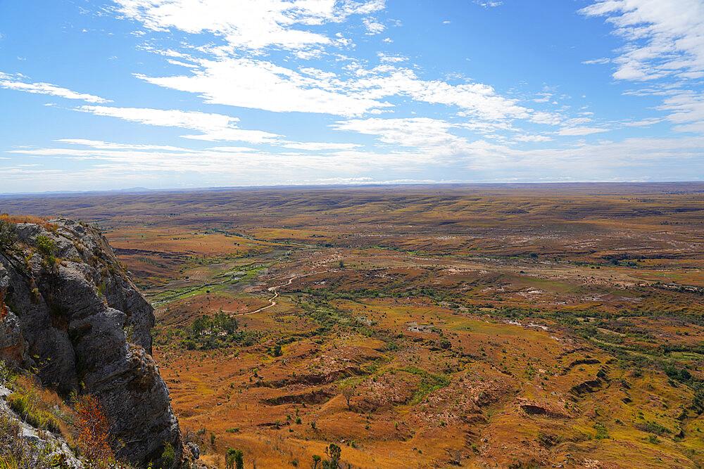Isalo National Park, Fianarantsoa province, Ihorombe Region, Southern Madagascar