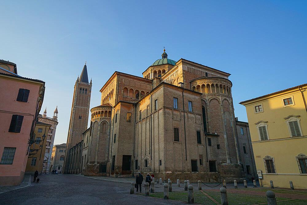 Duomo di Parma (Parma Cathedral), Parma, Emilia Romagna, Italy, Europe - 819-1259