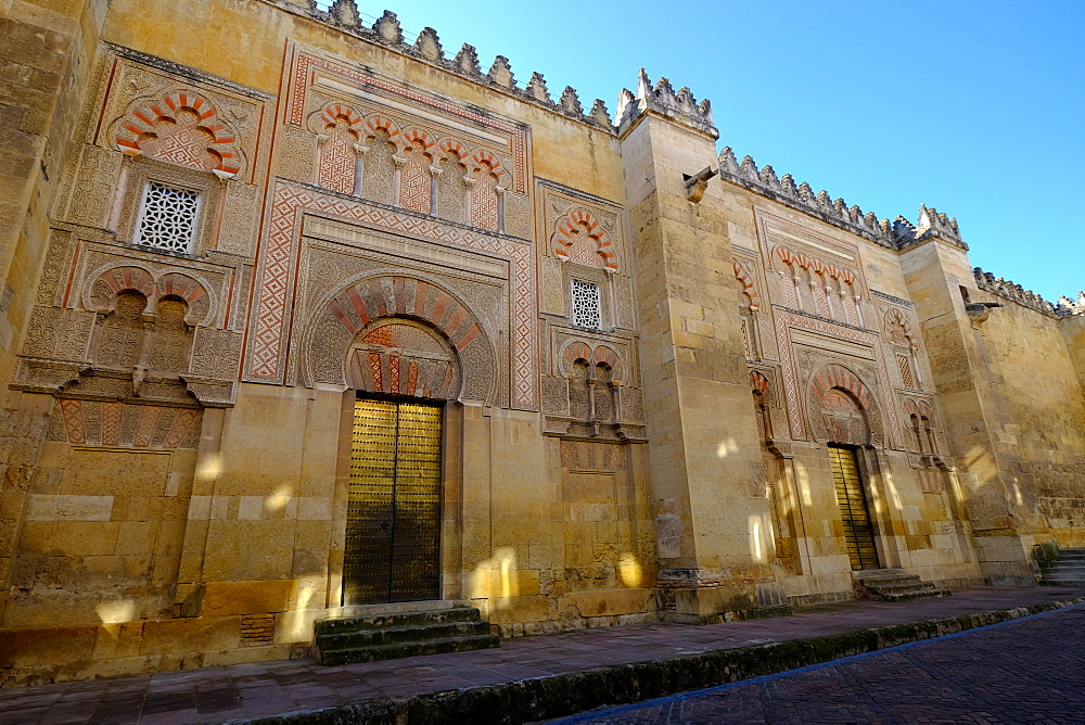 The Mezquita of Cordoba, UNESCO World Heritage Site, Andalucia, Spain, Europe