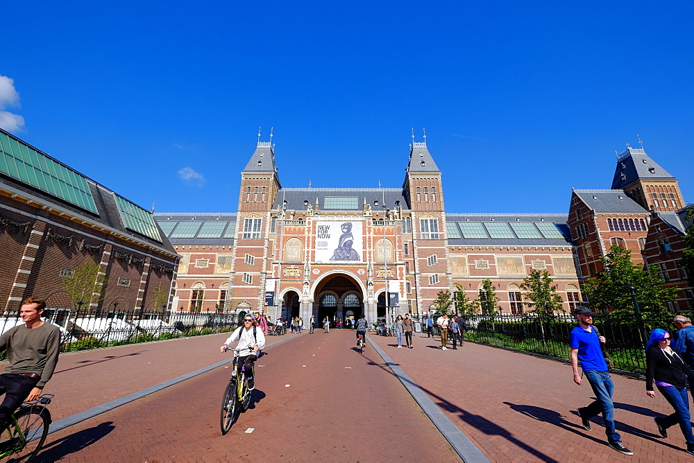 Rijksmuseum, Amsterdam, The Netherlands, Europe