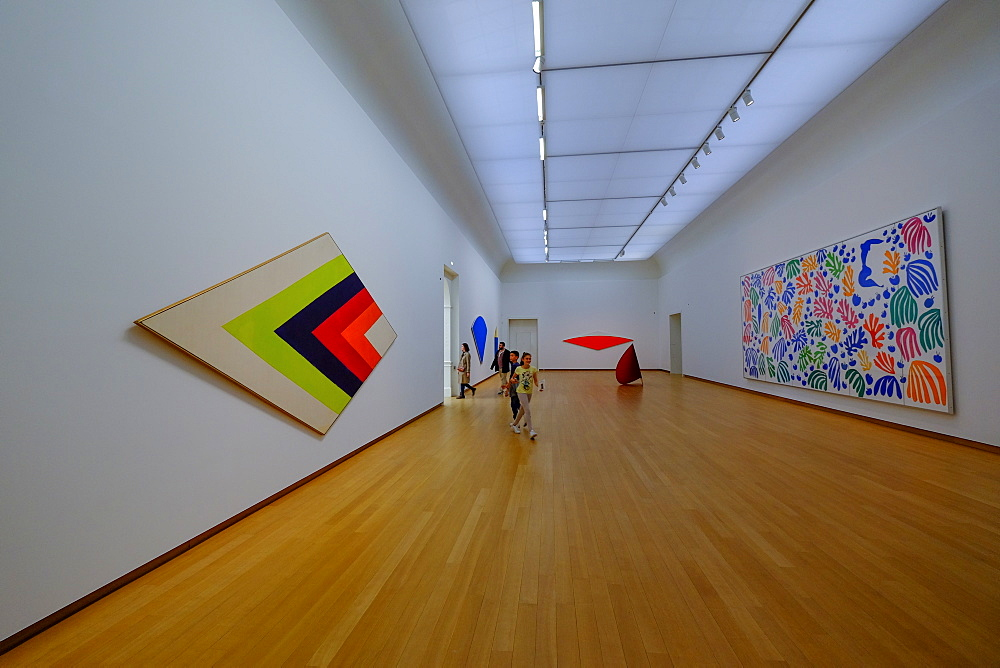 Stedelijk Modern Art Museum, Amsterdam, The Netherlands, Europe