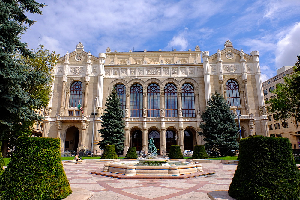 Vigada Concert Hall, Budapest, Hungary, Europe