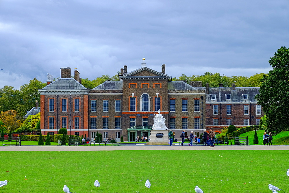 Kensington Palace, Kensington Gardens, London, England, United Kingdom, Europe - 819-769