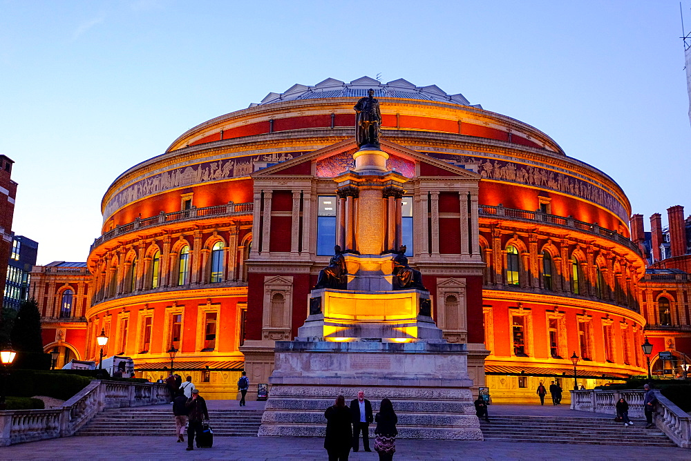Royal Albert Hall, Kensington, London, England, United Kingdom, Europe - 819-774