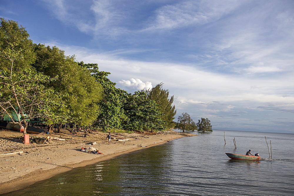 Kampung Berungus, Pitas, Tun Mustapha Park, Malaysian Borneo, Malaysia, Southeast Asia, Asia  - 824-152