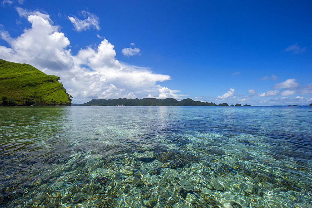 Raja Ampat archipelago, West Papua, Indonesia, New Guinea, Southeast Asia, Asia  - 824-170