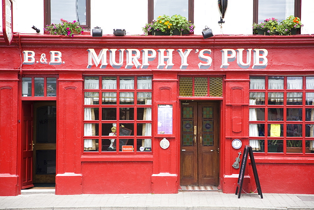 Murphy's Pub in Dingle, County Kerry, Munster, Republic of Ireland, Europe - 825-132