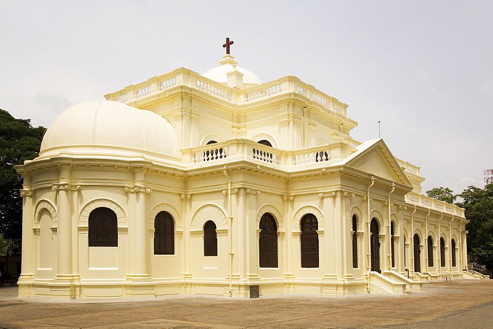 St Mark's Cathedral in the city of Bangalore (Bengaluru), Karnataka, India, Asia