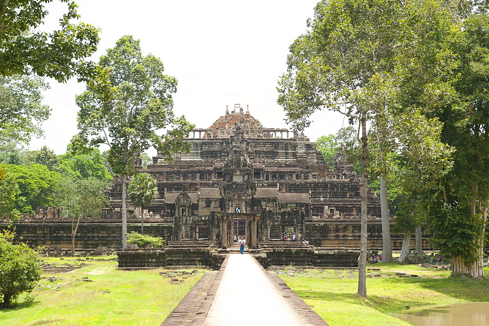Baphuon Temple, UNESCO World Heritage Site, Angkor, Siem Reap, Cambodia, Indochina, Southeast Asia, Asia - 827-513