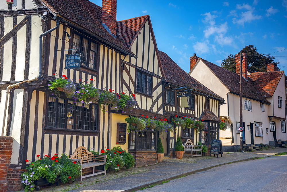 Kersey, Suffolk, England, United Kingdom, Europe - 828-1038