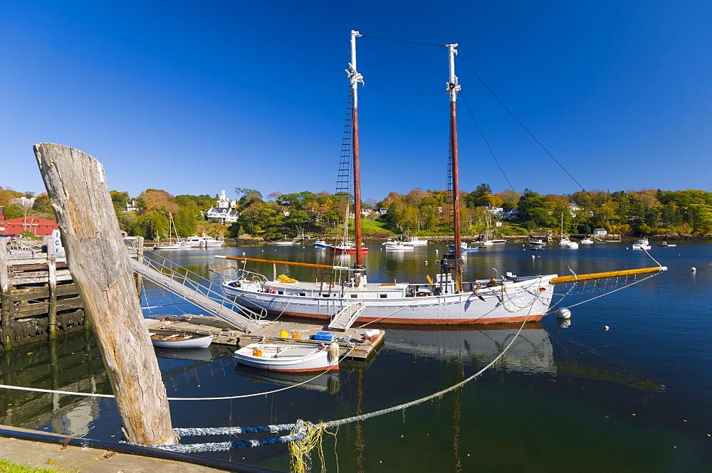 Rockport, Maine, New England, United States of America, North America