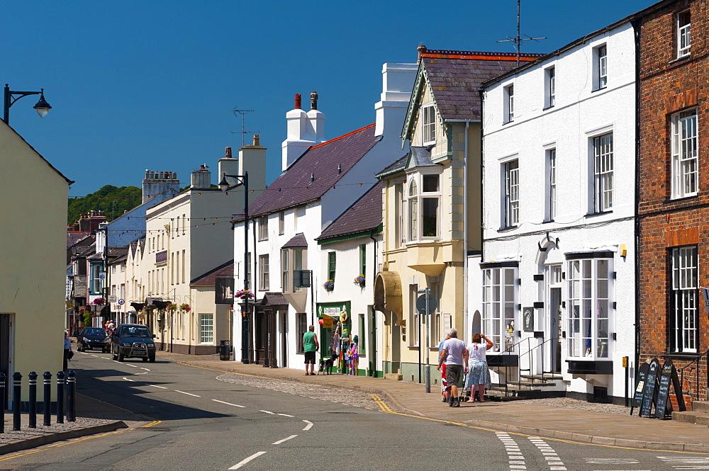 Beaumaris, Anglesey, Gwynedd, Wales, United Kingdom, Europe