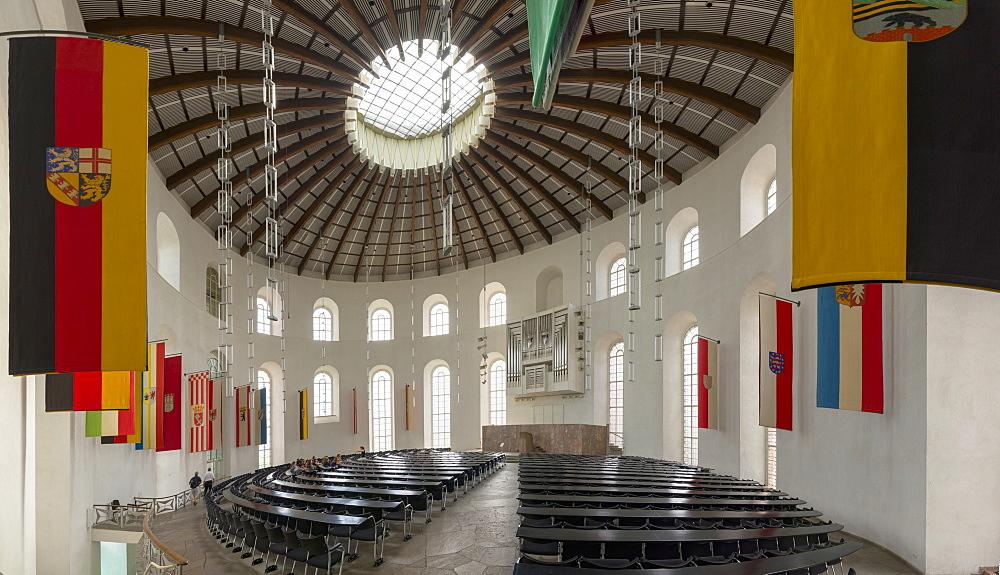 Paulskirche (St. Paul's Church), Frankfurt, Hesse, Germany, Europe