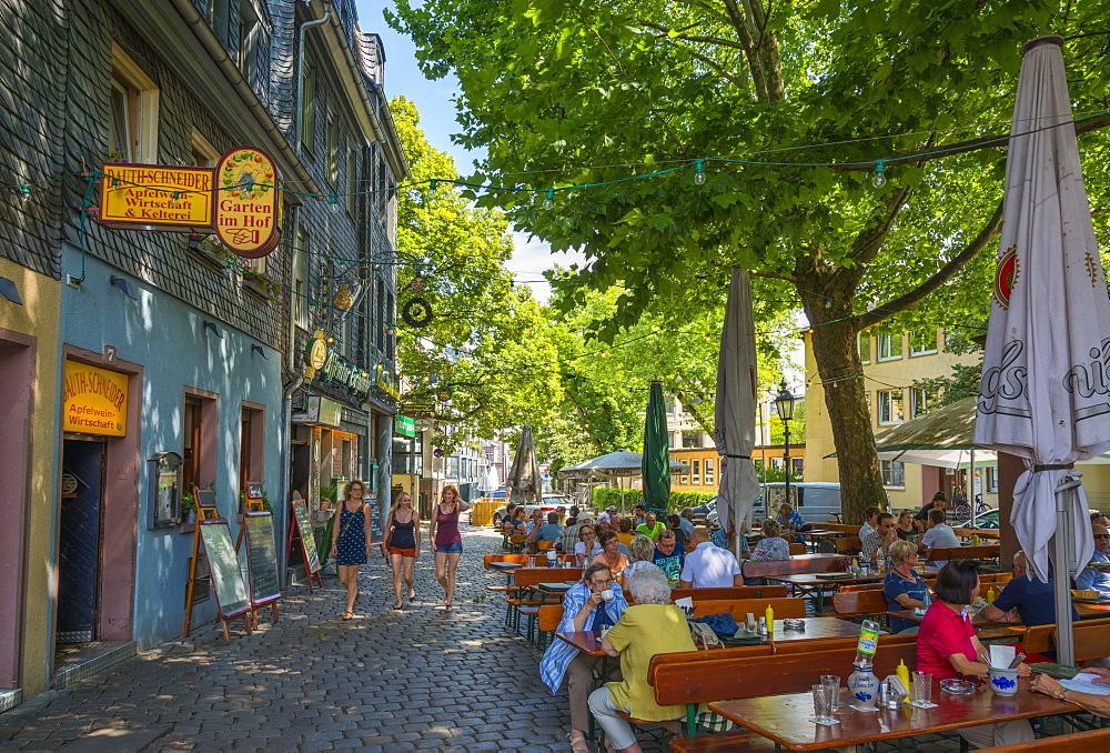 Bars, Sachsenhausen, Frankfurt am Main, Hesse, Germany, Europe