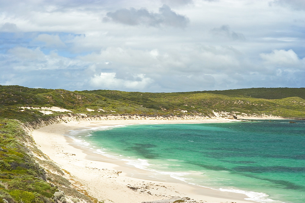 Hamelin Bay north of Cape Leeuwin at the southwestern tip of Australia, Augusta-Margaret River Shire, Western Australia, Australia, Pacific