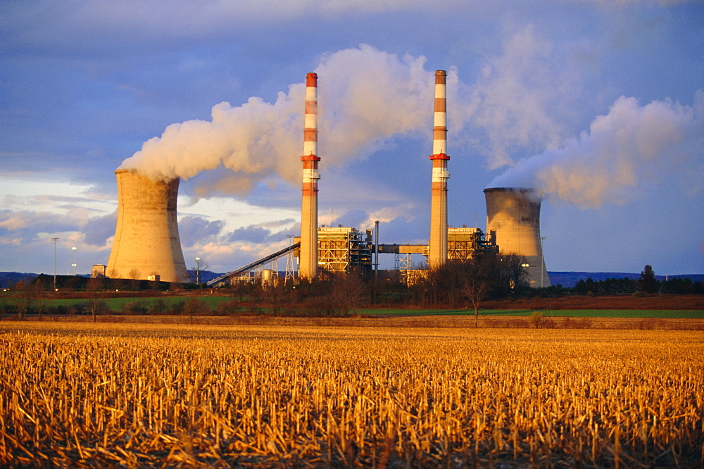 Power Station, Middleburg, Pennsylvania, USA