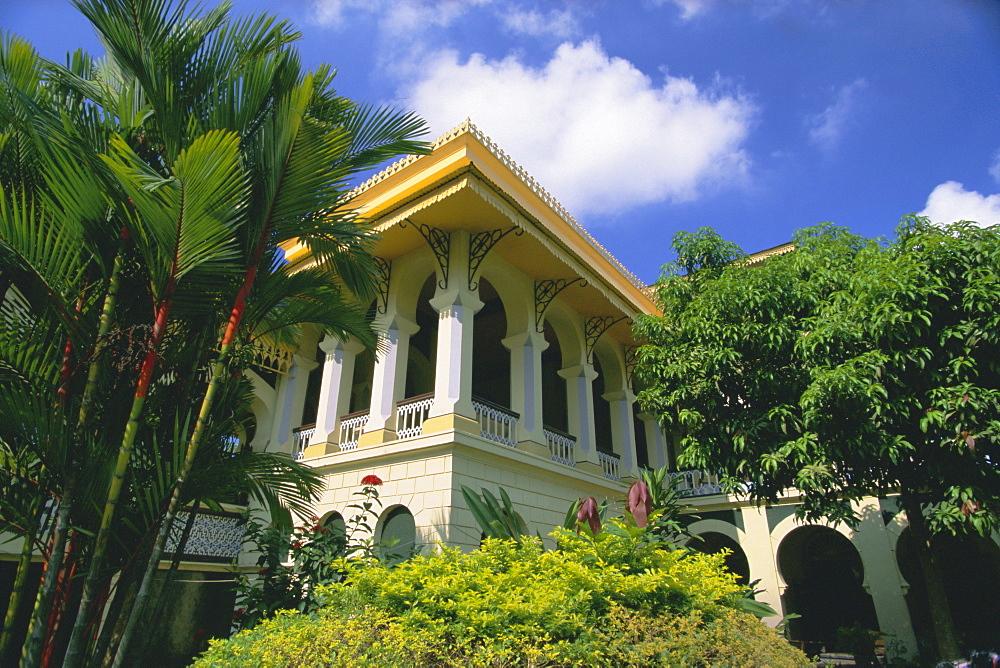 The Istana Maimoon (Sultan's Palace), built 1888, Medan, North Sumatra, Sumatra, Indonesia, Southeast Asia, Asia