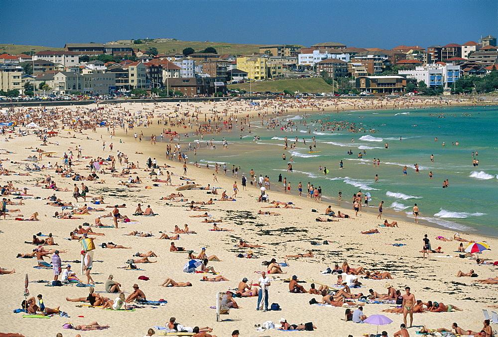 Bondi Beach, NSW, Australia *** Local Caption ***