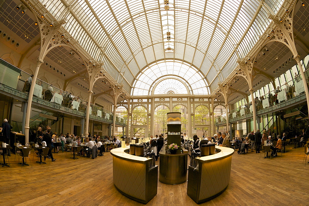 Paul Hamlyn Hall Champagne Bar, Royal Opera House, Covent Garden, London, England, United Kingdom, Europe - 831-1449