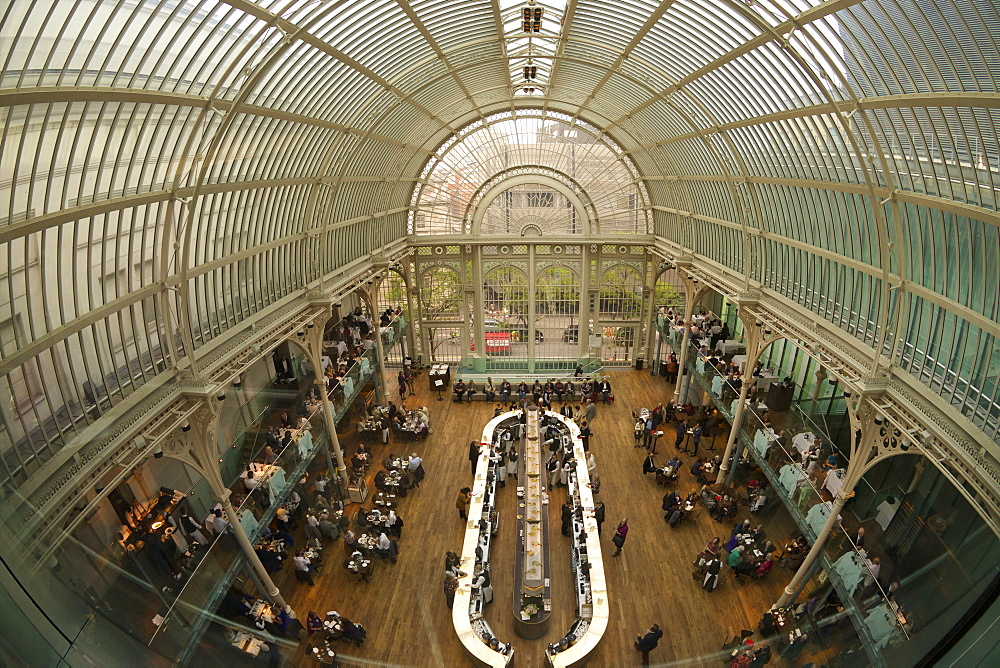 Paul Hamlyn Hall Champagne Bar, Royal Opera House, Covent Garden, London, England, United Kingdom, Europe - 831-1450
