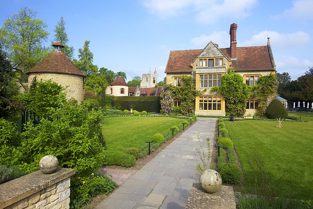 Le Manoir aux Quat'Saisons, Great Milton, Oxford, Oxfordshire, England, United Kingdom, Europe