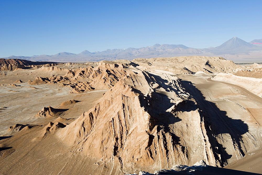 Valle de la Luna, Moon Valley, Atacama Desert, Chile, South America