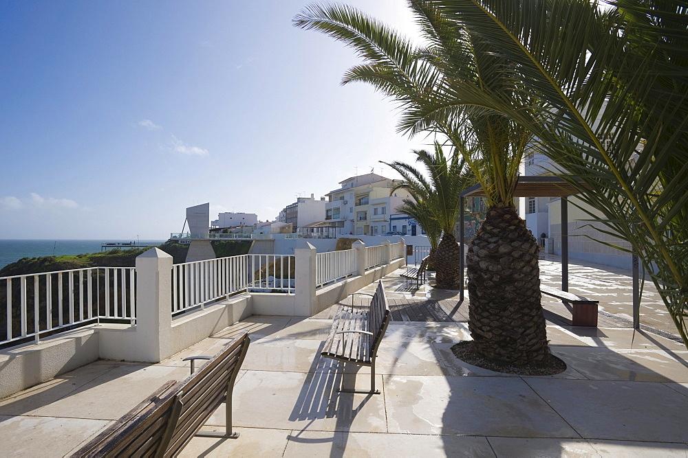 Cityscape at Area de Lazer, Albufeira, Algarve, Portugal, Europe