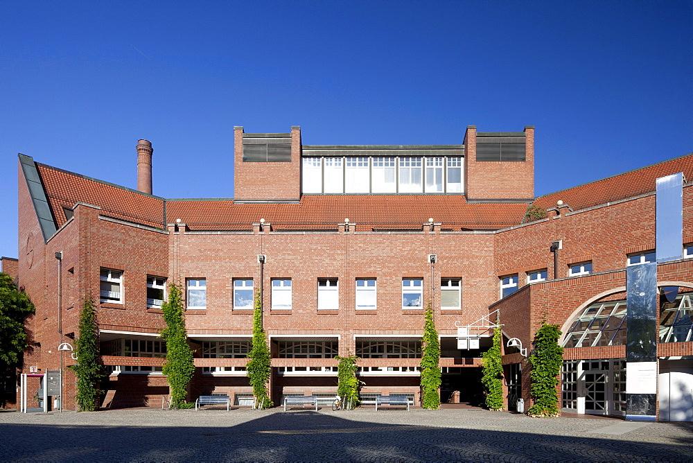 Campus Hollaendischer Platz, comprehensive university, University of Kassel, Kassel, Hesse, Germany, Europe