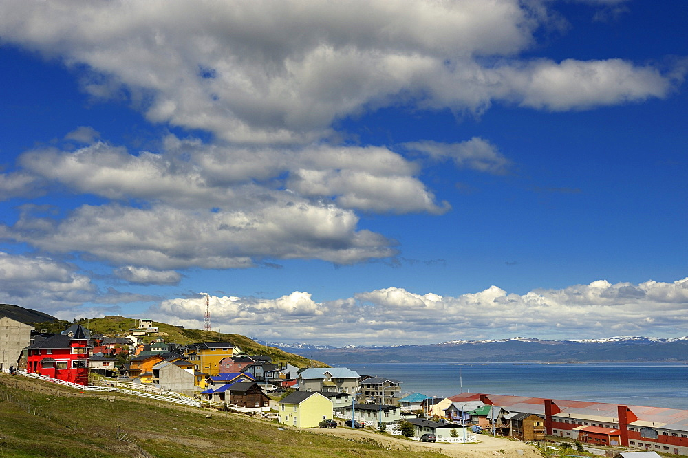 Ushuaia, Beagle Channel, Tierra del Fuego, Patagonia, Argentina, South America