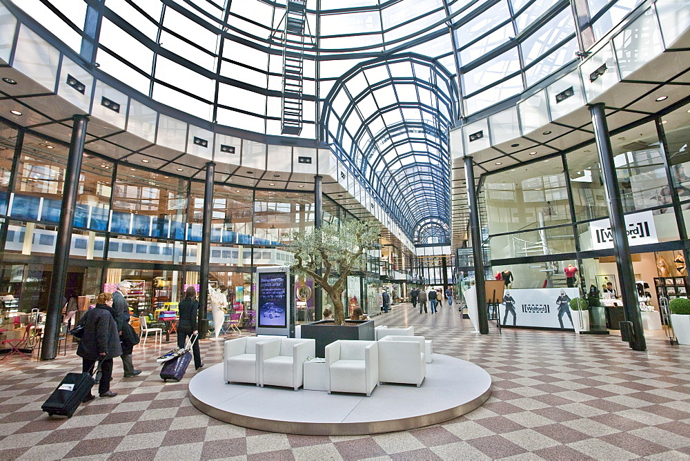Galerie Luise mall, Hannover, Lower Saxony, Germany, Europe