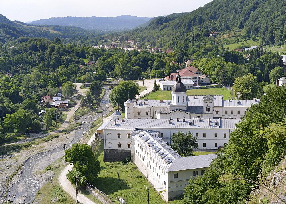 Monastery of Bistrita, Oltenia region, Lesser Wallachia, Romania, Europe