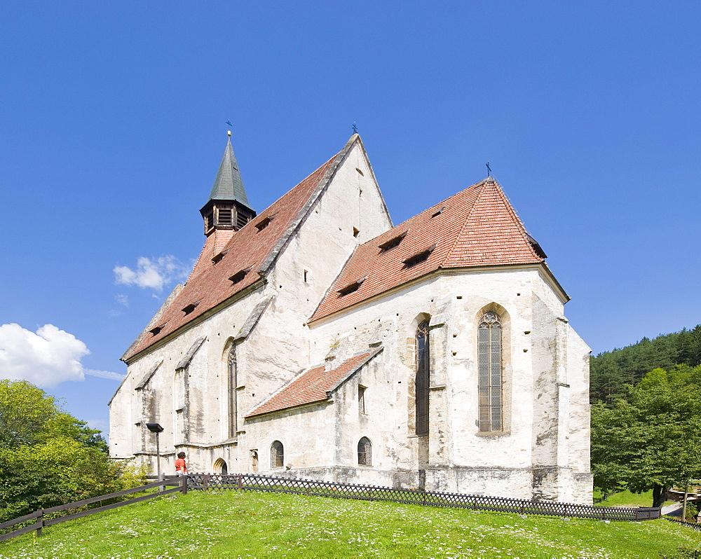 Church of St. Wolfgang, Kirchberg, Bucklige Welt region, Lower Austria, Austria, Europe