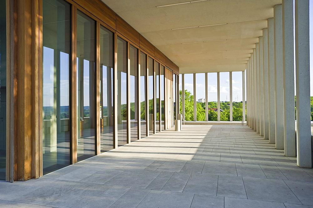 Museum of Modern Literature, Marbach am Neckar, Neckar valley, Baden-Wuerttemberg, Germany, Europe