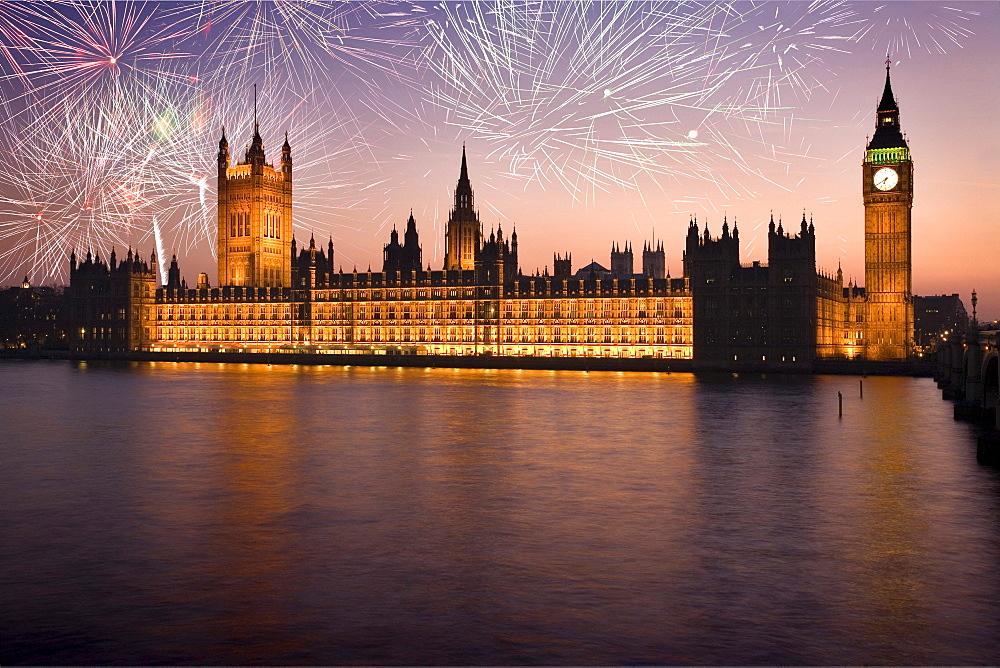 Houses of Parliament, London, England, United Kingdom, Europe