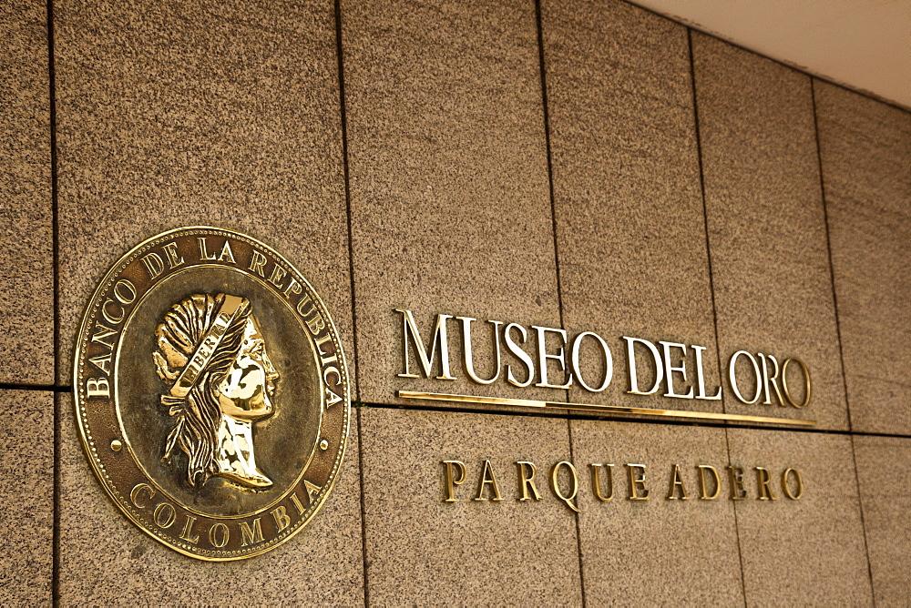 Gold Museum, Museo del Oro, Bogota, Columbia, South America