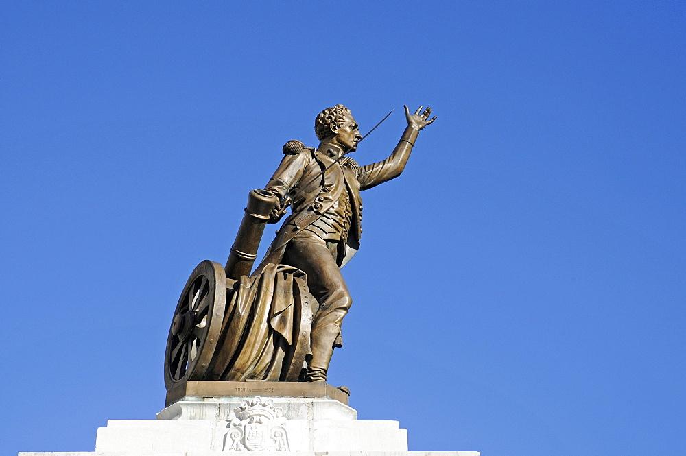 War memorial, heroes memorial, Santander, Cantabria, Spain, Europe