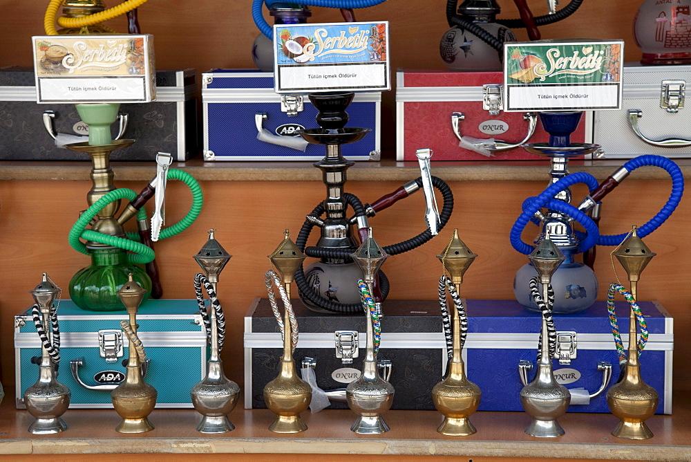 Water pipes, Myra, Demre, Lycia, Turkey, Asia