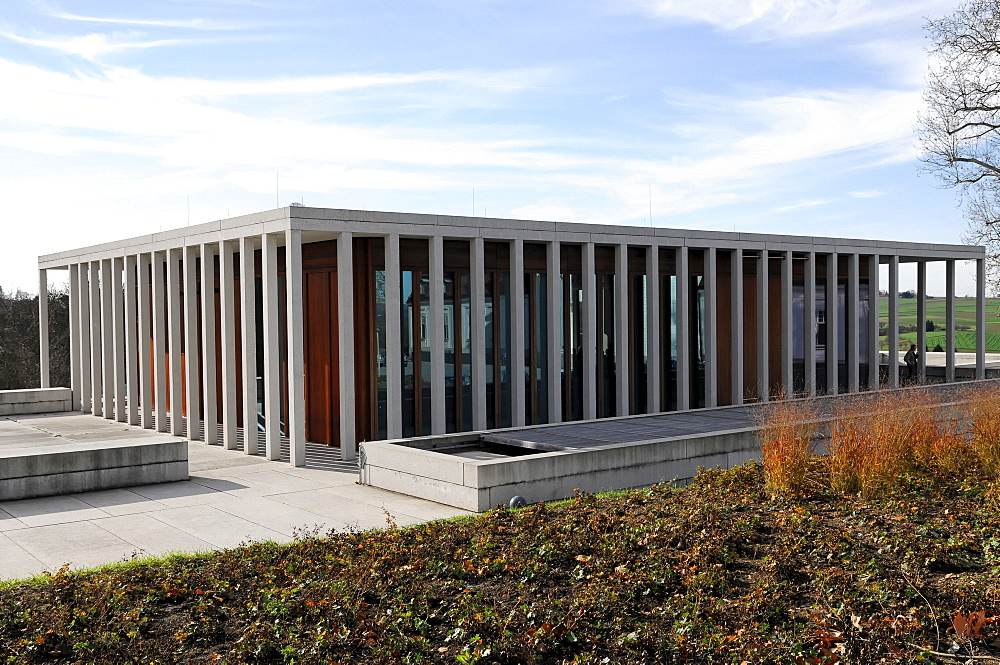 Museum of Modern Literature, Marbach am Neckar, Baden-Wuerttemberg, Germany, Europe