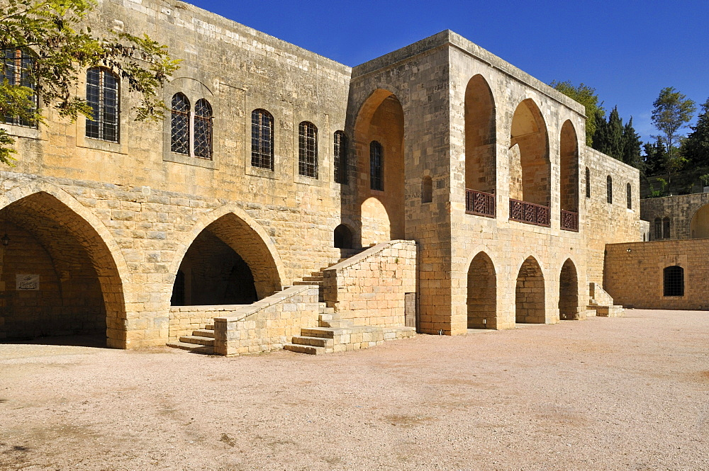Beit ed-Dine, Beiteddine Palace of Emir Bashir, Chouf, Lebanon, Middle East, West Asia