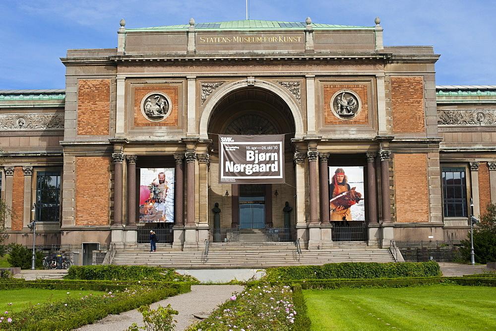 Statens Museum for Kunst, National Museum of Art, Copenhagen, Denmark, Zealand, Europe