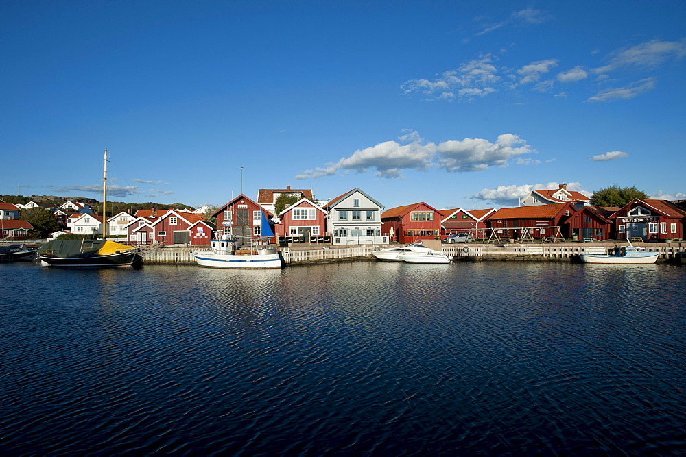 Molloesund, Vaestra Goetaland County, Sweden, Europe