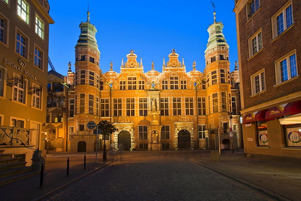 Arsenal, Gdansk, Pomerania, Poland, Europe