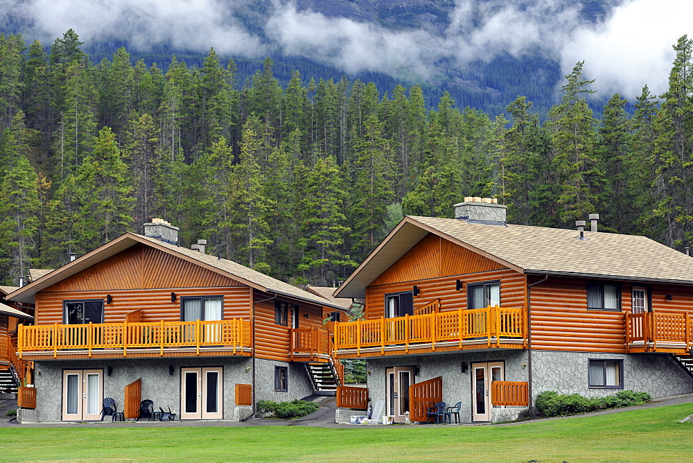 High quality stock photos of chalets for White rock mountain cabins