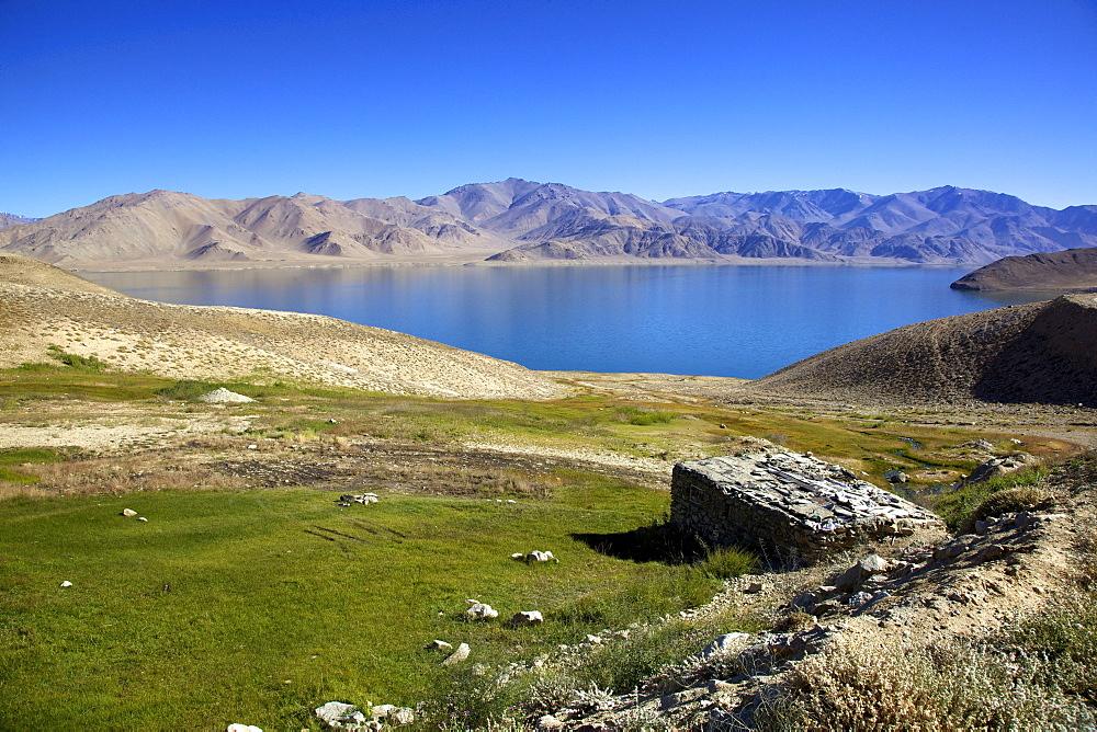 Yashikul Lake, Pamir, Tajikistan, Central Asia